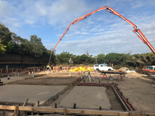 Under Construction – Portsea Project 2